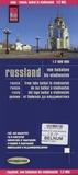 Reise Know-How - Russie, du lac Baïkal à Vladivostok - 1/2 000 000.