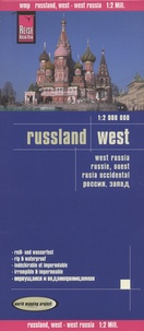 Reise Know-How - Russland West - 1/2 000 000.
