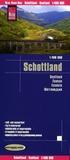 Reise Know-How - Schottland - 1/400 000.