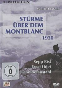 Arnold Fanck - Stürme Über dem Montblanc - 2 DVD vidéo.