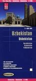 Reise Know-How - Uzbekistan - 1/1 000 000.