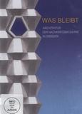 Susann Buttolo - Was Bleibt - Architektur Der Nachkriegsmoderne In Dresden. 1 DVD