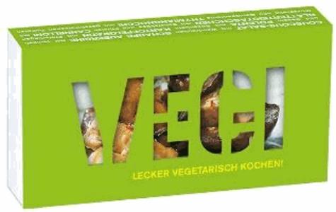 Kochbox VEGI - Lecker vegetarisch kochen!.