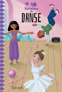 Kochka et Stéphanie Tesson - 10 histoires de danse.
