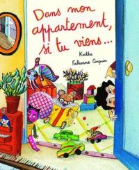 Kochka et Fabienne Cinquin - Dans mon appartement, si tu viens....