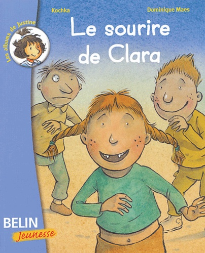 Kochka et Dominique Maes - Le sourire de Clara.