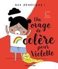 Kochka et Sophie Bouxom - Un orage de colère pour Violette.