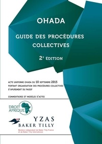 Koffi Noel Yao - OHADA - Guide des procédures collectives.
