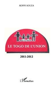 Koffi Souza - Le Togo de l'union 2011-2012.