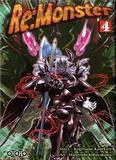 Kogitsune Kanekiru et Haruyoshi Kobayakawa - Re:Monster Tome 4 : .