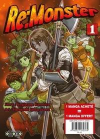 Deedr.fr Re:Monster Tomes 1 et 2 Image