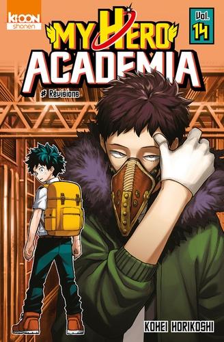 My Hero Academia Tome 14 Overhaul