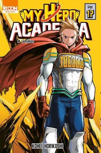 My Hero Academia Tome 17 Lemillion