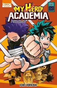 Kohei Horikoshi - My Hero Academia Tome 23 : .
