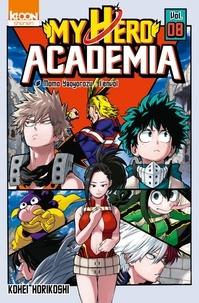Ebooks français télécharger My Hero Academia Tome 8 (French Edition)