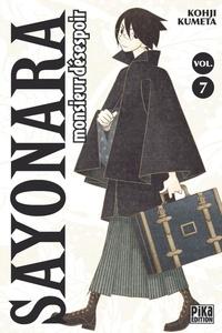 Kohji Kumeta - Sayonara, monsieur désespoir Tome 7 : .