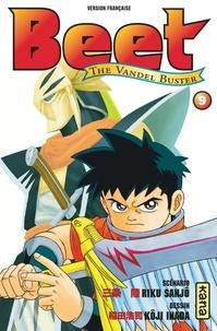 Koji Inada et Riku Sanjô - Beet The Vandel Buster Tome 9 : .