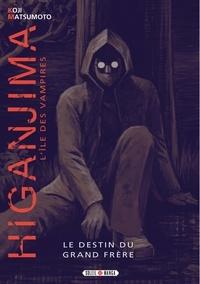 Koji Matsumoto - Higanjima, l'ile des vampires - Le destin du grand frère.
