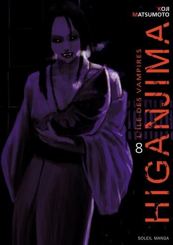 Koji Matsumoto - Higanjima, l'ile des vampires T08.
