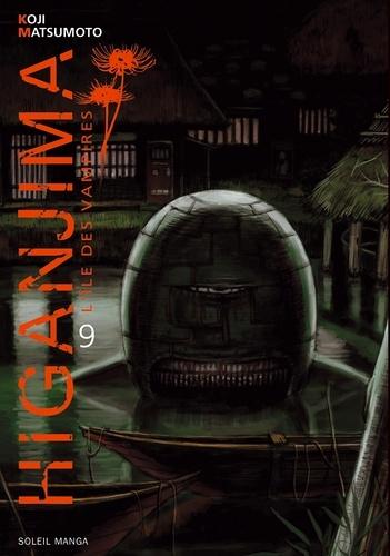 Koji Matsumoto - Higanjima, l'ile des vampires T09.