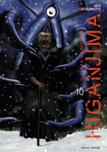 Koji Matsumoto - Higanjima, l'ile des vampires T10.