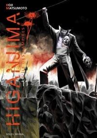 Koji Matsumoto - Higanjima, l'ile des vampires T11.