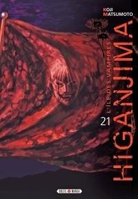 Koji Matsumoto - Higanjima, l'ile des vampires T21.