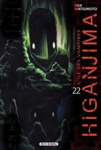 Koji Matsumoto - Higanjima, l'ile des vampires T22.