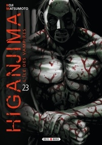 Koji Matsumoto - Higanjima, l'ile des vampires T23.