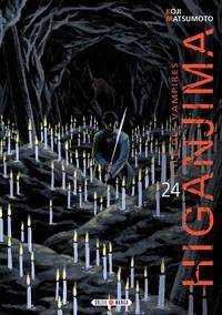 Koji Matsumoto - Higanjima, l'ile des vampires T24.