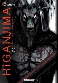 Koji Matsumoto - Higanjima, l'ile des vampires T25.