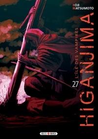 Koji Matsumoto - Higanjima, l'ile des vampires T27.