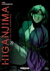 Koji Matsumoto - Higanjima, l'ile des vampires T29.
