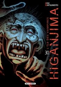 Koji Matsumoto - Higanjima, l'ile des vampires T30.