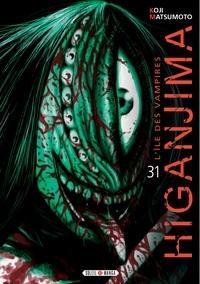 Koji Matsumoto - Higanjima, l'ile des vampires T31.