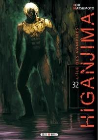 Koji Matsumoto - Higanjima, l'ile des vampires T32.