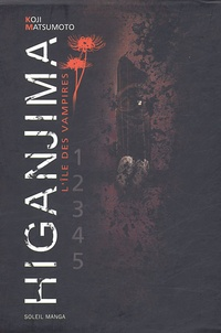 Koji Matsumoto - Higanjima Tomes 1 et 2 : Coffret en 2 volumes.