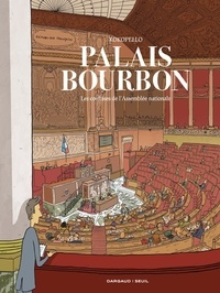 Kokopello - Palais-Bourbon, les coulisses de l'Assemblée nationale.