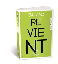 Kol Osher - Balzac revient.