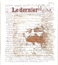 Le dernier Marx - Kolja Lindner |