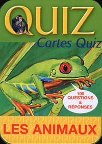 Komet - Cartes quizz - Les animaux.