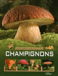 Komet - Encyclopédie essentielles des champignons.