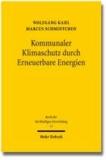 Kommunaler Klimaschutz durch Erneuerbare Energien.