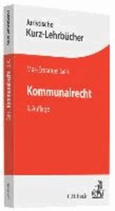 Kommunalrecht.