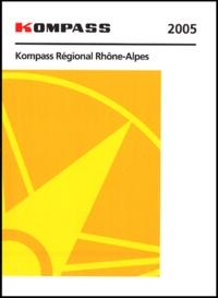 Kompass - Kompass Régional Rhône-Alpes.