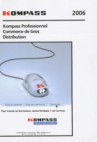Kompass Commerce de gros et distribution -  Kompass pdf epub