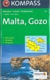 Kompass - Malta, Gozo.