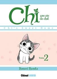 Téléchargement de livres audio sur l'iphone 4 Chi, une vie de chat Tome 2 9782723478458 par Konami Kanata