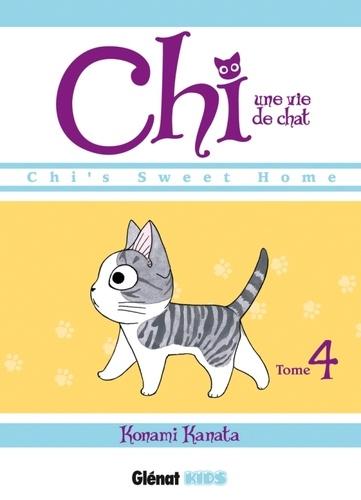 Konami Kanata - Chi, une vie de chat Tome 4 : .