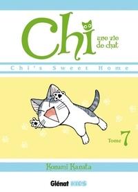 Konami Kanata - Chi, une vie de chat Tome 7 : .